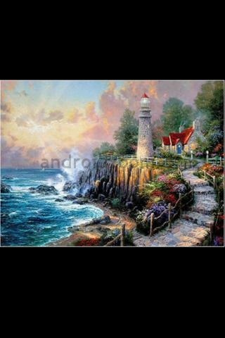 25 Best Thomas Kinkade Images On Pinterest