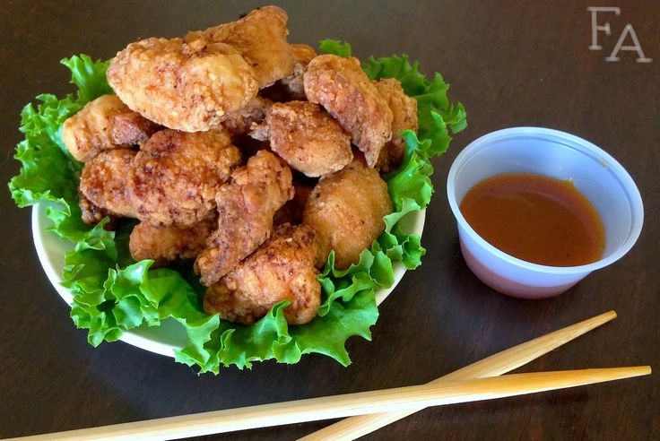 Food Adventures (in fiction!): Karaage (Fried Chicken Bites) from Various Anime & Manga