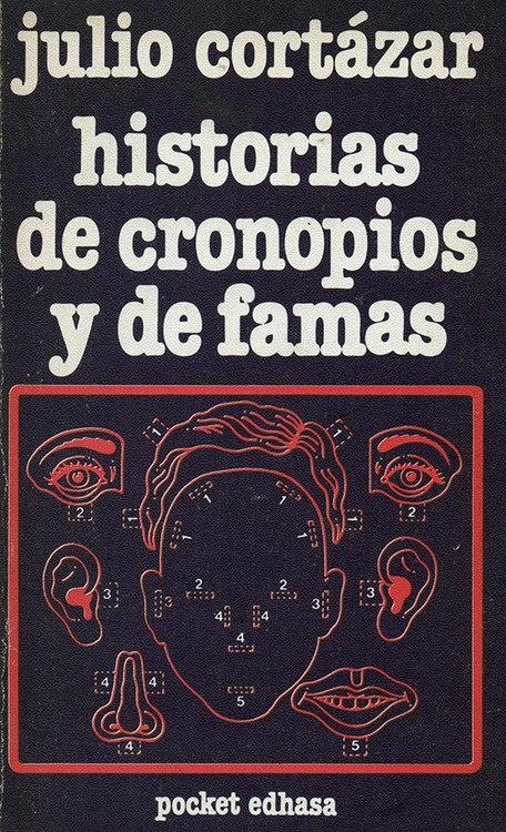 Julio Cortázar - 1962/  Fragmentos, cuentos cortos, surrealismo, imaginación.