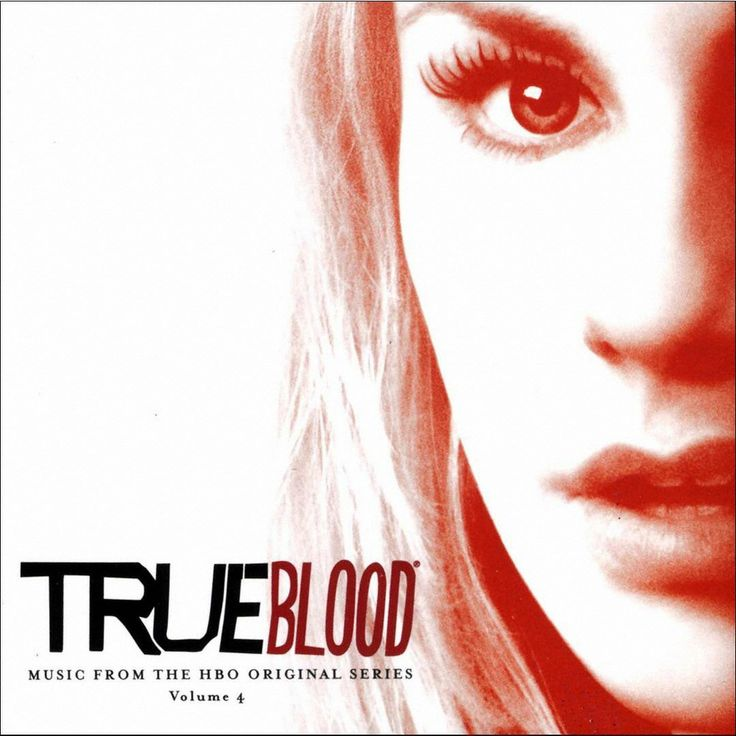 Original Television Soundtrack - True Blood: Music from the Hbo Original Series, Vol. 4 (CD)