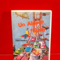 UN ATASCO GUAY (1980) - The Great American Traffic Jam/Gridlock. NUNCA ANTES EN TC
