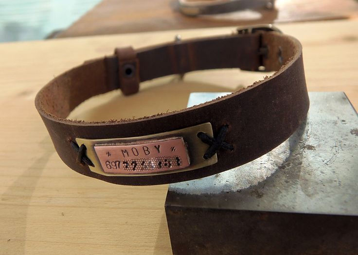 Cat Collar, Small Dog Collar! Leather collar, personalized, Handmade personalized pet collar, collier chien, hundehalsband, leder by VakalisCreations on Etsy https://www.etsy.com/listing/235254129/cat-collar-small-dog-collar-leather