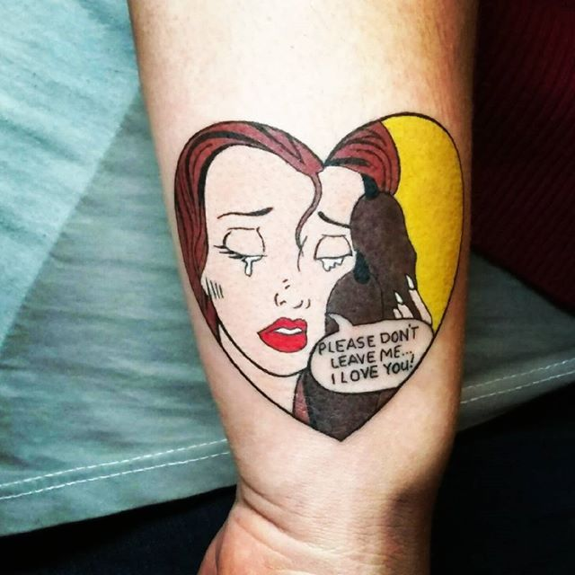 15 Beauty and the Beast-Themed Tattoos to Inspire Your ...