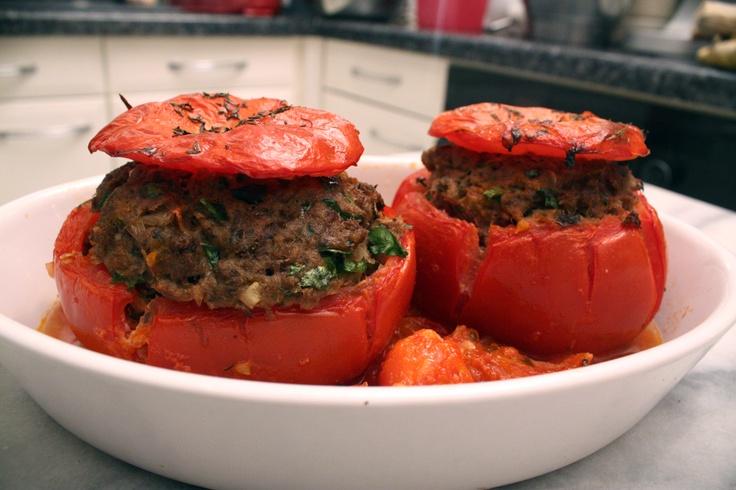 Stuffed Tomatoes / Tomates farcies