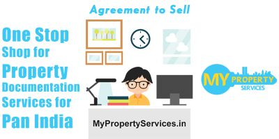 Agreement to Sell -:My Property Services  An agreement to sell is the basic document on which a conveyance deed is drafted. It is always advisable to have an agreement to sell in writing. It precedes the execution of a sale deed. This agreement is signed and executed by the seller and buyer on a non-judicial stamp paper