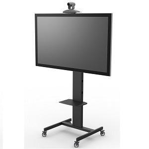 Fix Стойка напольная на колесах FIX MP50 black  — 10050 руб. —  Напольная стойка FIX MP50 – универсальная стойки для презентаций. Модель изготавливается в строгом корпоративном стиле из металла. Имеет строгий и лаконичный стиль. Напольная стойка позволяет закрепить LED, LCD телевизора или дисплея диагональю экрана от 32 до 55 дюймов. Напольные стойки FIX MP50 предназначены для установки оборудования для презентаций и имеют закрытый плазмастенд. Стойка имеет встроенный кабель-канал для вывода…