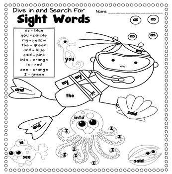 Ocean Animals Unit {Common Core Aligned} {Literacy