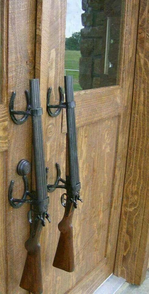Double doubled barreled doors!!