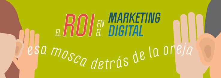 Medir el ROI del marketing digital es un tema complicado. Incluso en las agencias de Marketing, hay diversas metodologías para medir el ROI. Y este es un tema crítico que no es exclusivo del Marketing Online sino que atañe a la publicidad.