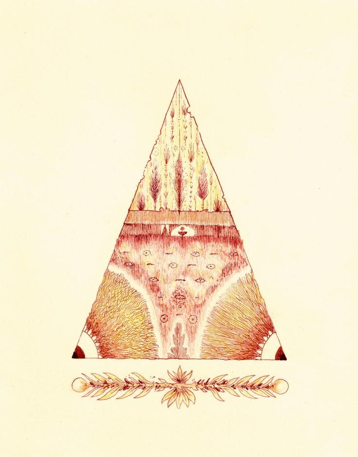 Scarlet Triangle. Adrián Cao.2012
