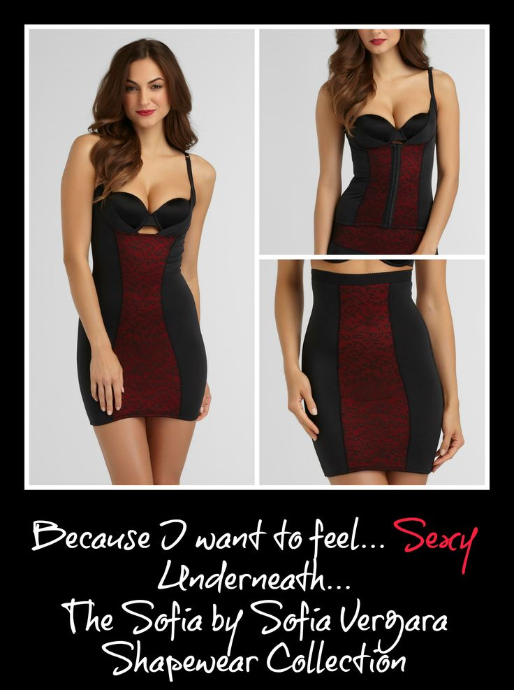 Review and Giveaway of the Sofia by Sofia Vergara Shapewear Collection