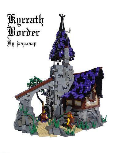 Lego Medieval House 362 best lego medieval houses images on pinterest | lego castle