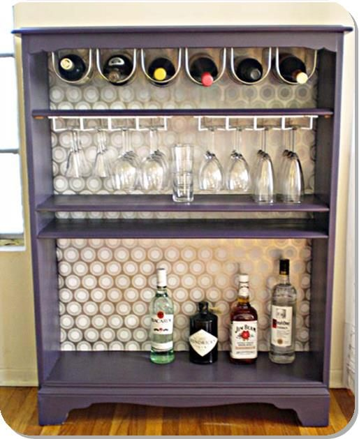 DIY Bar- for when we refinish ours!