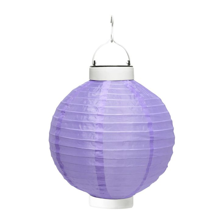 Solar Tuinlampion Paars. Home DecorationSolar