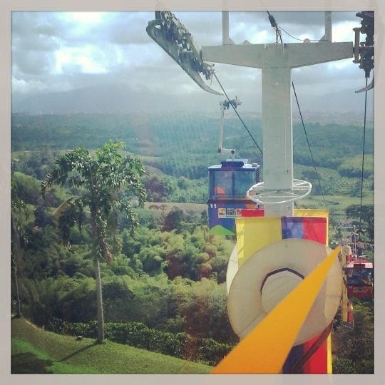 Parque del café, Quindio Colombia