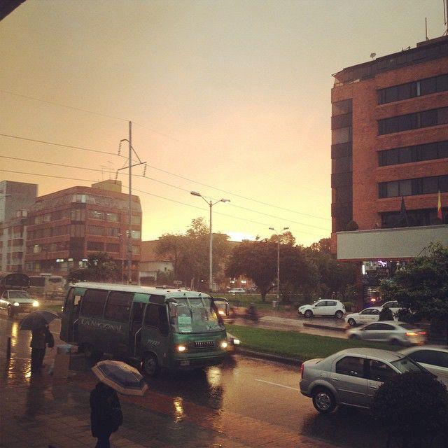 Bogotá Rain