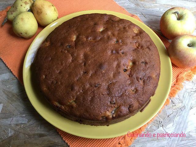 Cucinando e Pasticciando: Torta d'autunno