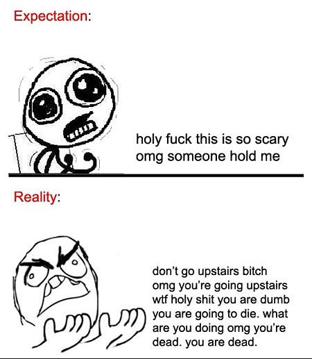 Happens every time lol.: Laughing, Funny Stuff, So True, Humor, Things, Scary Movie, Watches, Horror Movie, True Stories
