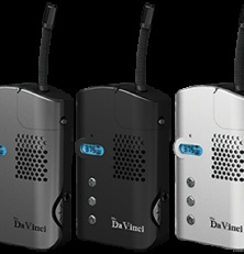 DaVinci Portable Vaporizer - available in three different colors, this handheld vaporizer costs around $250