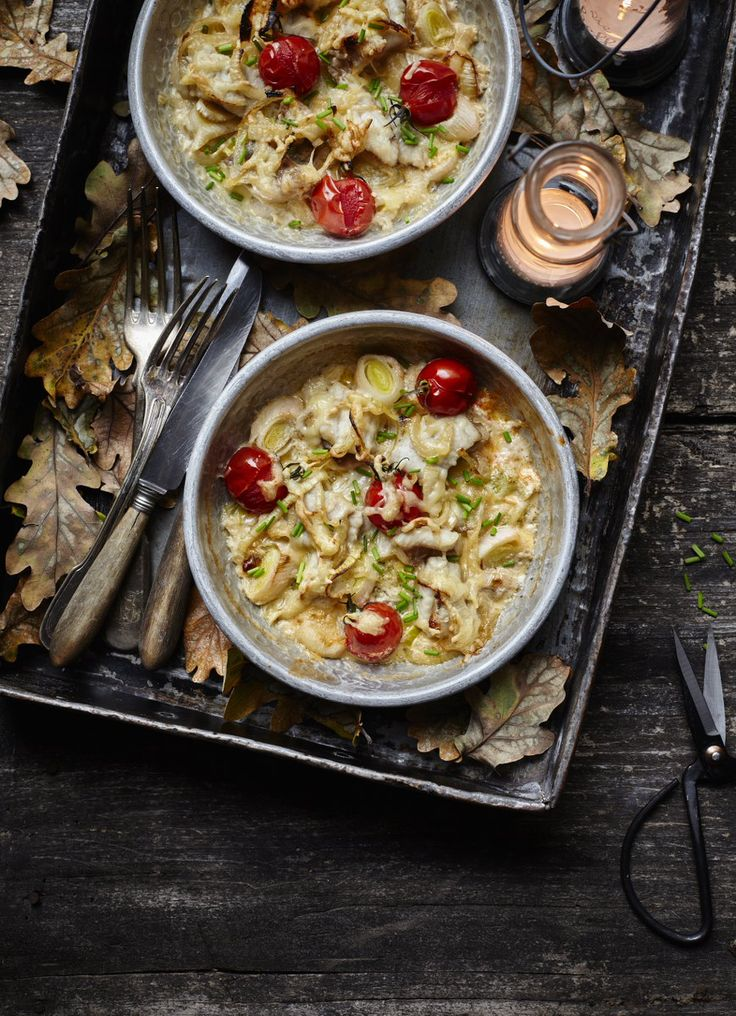 Préparez un(e) délicieux(se) cassolette de roussette au poireau, tomate et oignon avec cette recette et régalez vos convives. Bon appétit!