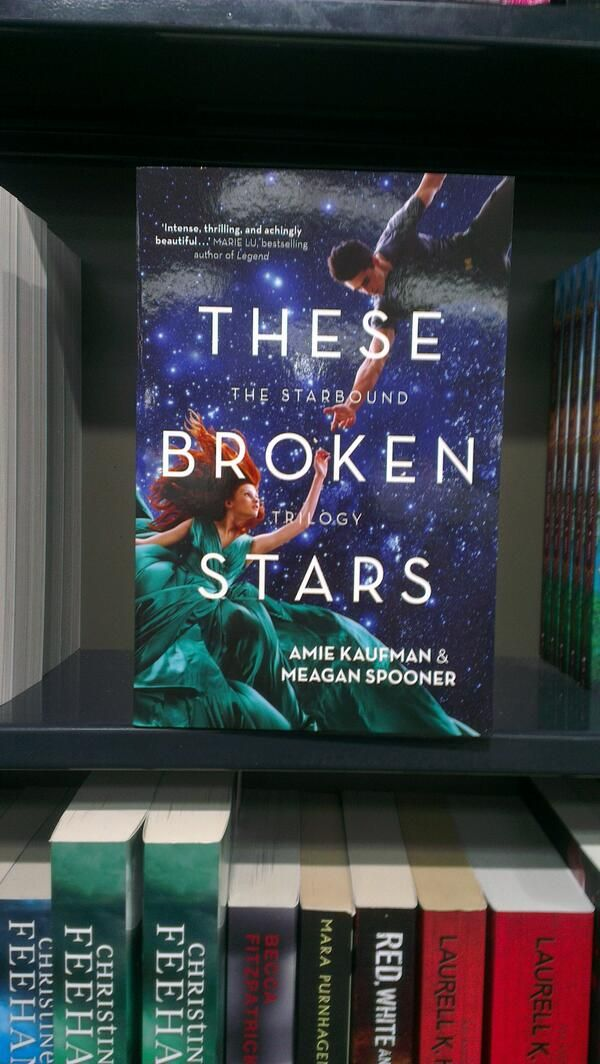 @GinaScarcella: Found this on shelves! @Chris Allen & Unwin @Amie Adams Kaufman @Meagan Finnegan Spooner pic.twitter.com/XbvOlrGFF6