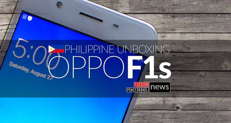 OPPO F1s Hands-on Review (Philippines)