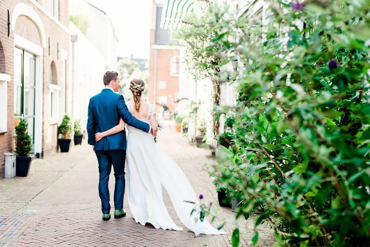 DIY Wedding bij Molen De Adriaan & De Veerplas in Haarlem. Fotografie: Happy Photographer Hair & Make-up Knippenduss