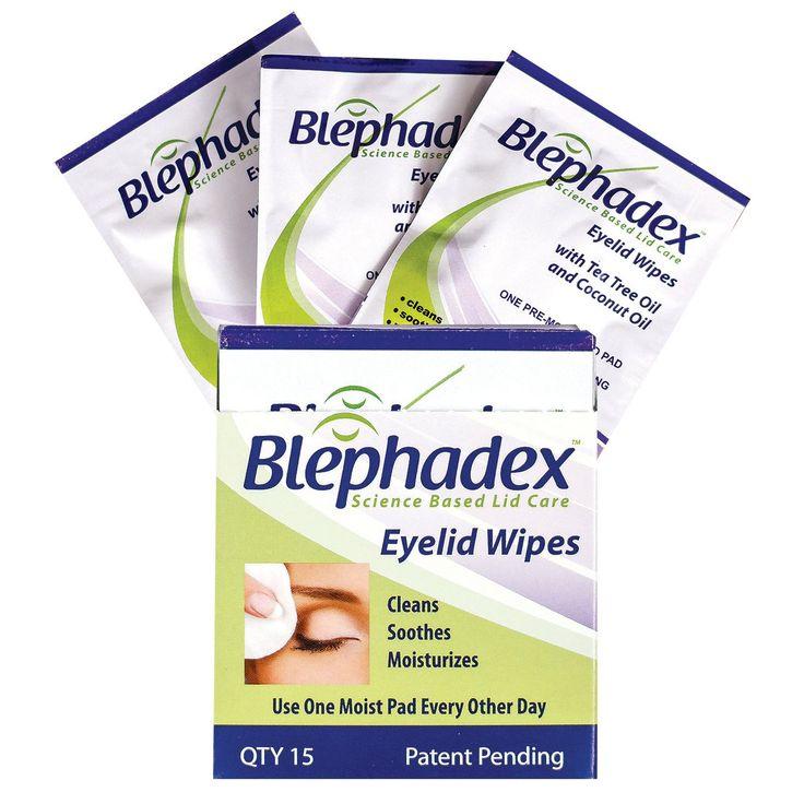 how to use tea tree oil to treat blepharitis