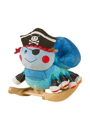 66% OFF Rockabye Ocho the Pirate Spider Rocker