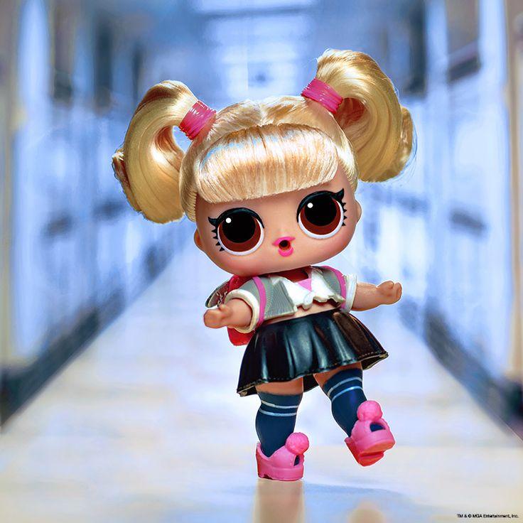 цветущие картинки самых популярных кукол лол фоне