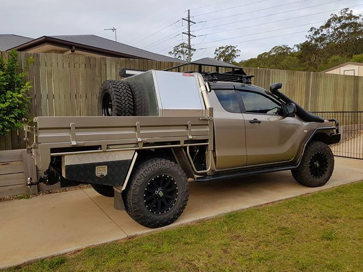 Pin By Rob Workman On Ute 4x4 Trucks Ute Canopy Ford Ranger Wildtrak