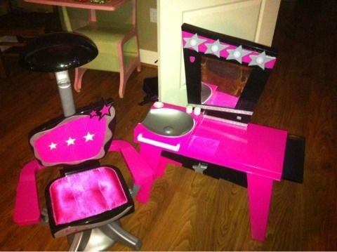 Dream Dazzlers So Chic Salon Beauty Shop Craigslist