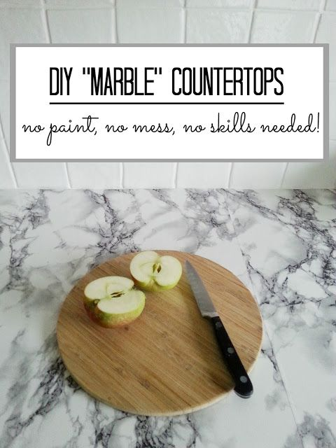 Best 25 Contact Paper Countertop Ideas On Pinterest