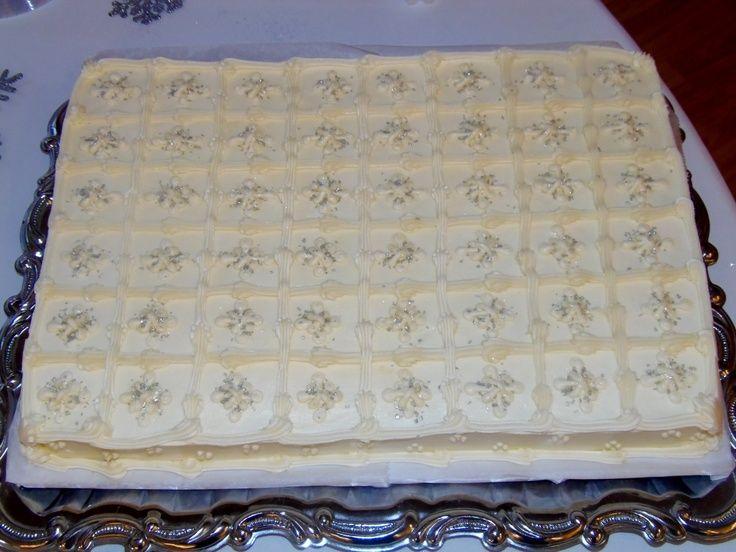 Wedding Anniversary Sheet Cake: Wedding anniversary cakes. Th ...