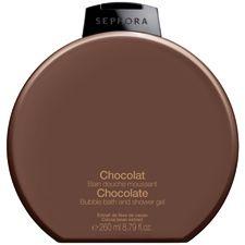 Sabonete Líquido Bubble Bath & Shower Gel Chocolate