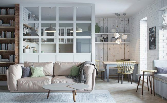 20 Practical Room Divider Ideas Interiorforlife Sure you can - offene küche wohnzimmer trennen