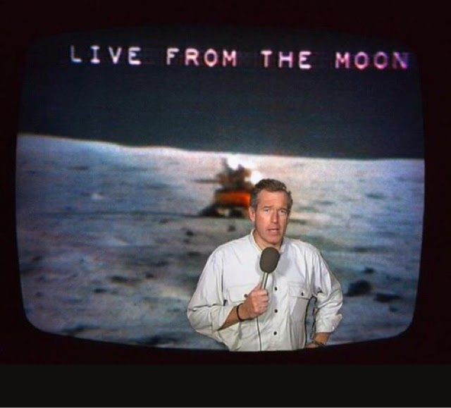 Baltimore Memes: Brian Williams to Step Aside for Several Days