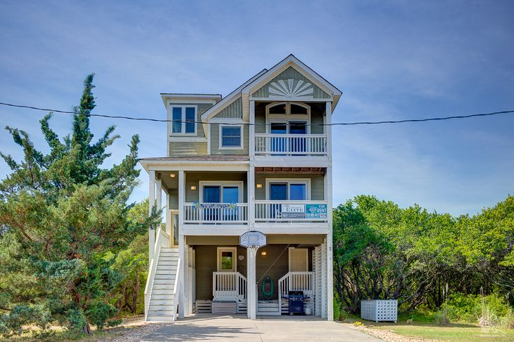 161 best pet friendly vacation rentals hatteras island for Hatteras cabins rentals