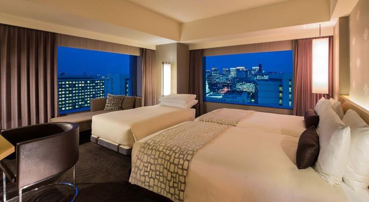 Best Hotels in Chiyoda, Tokyo: The Capitol Hotel Tokyu (5 stars)
