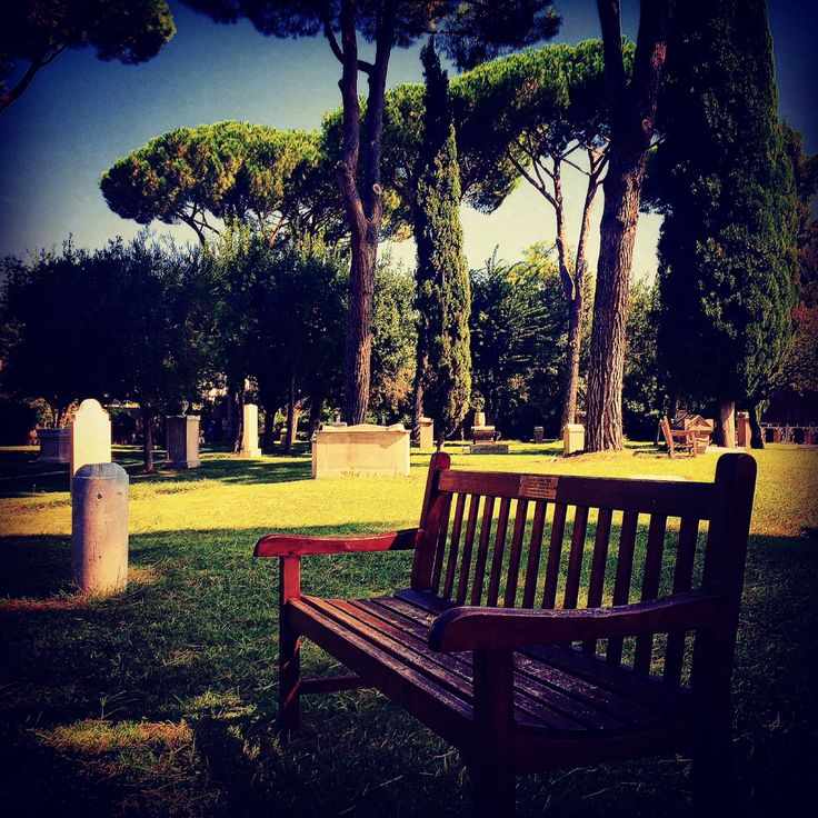 #non-catholic Cemetery in Rome