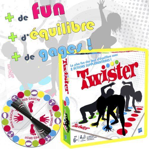 Hasbro – 988311010 – Jeu de Société – Twister | Your #1 Source for Toys and Games
