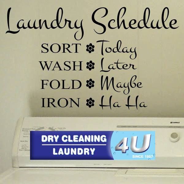 Let us take care of your laundry leaving your schedule free. In most cases same day drop off and pickup. http://drycleaning4u.co.za/household-laundry-and-ironing/