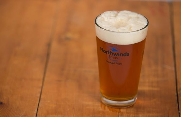 Northwinds Brewery beer