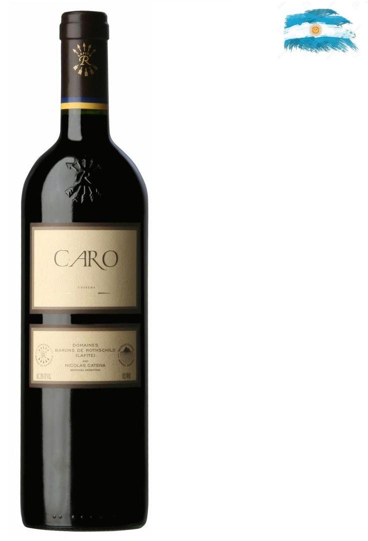 As reputadas Bodegas Caro são o projeto conjunto de dois dos maiores nomes do mundo do vinho: Catena Zapata e Château Lafite-Rothschild. Desde sua primeira safra tem recebido incríveis elogios da imprensa especializada internacional, consolidando-se como um dos grandes ícones do vinho na América do Sul. O melhor vinho da casa é o Caro, um maravilhoso corte de Cabernet Sauvignon (60%) e Malbec (40%). Seu estilo é bem francês, mais elegante e aristocrático, cheio de nuances e com um excelente…