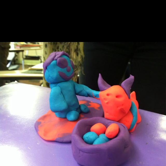 how to make a claymation video