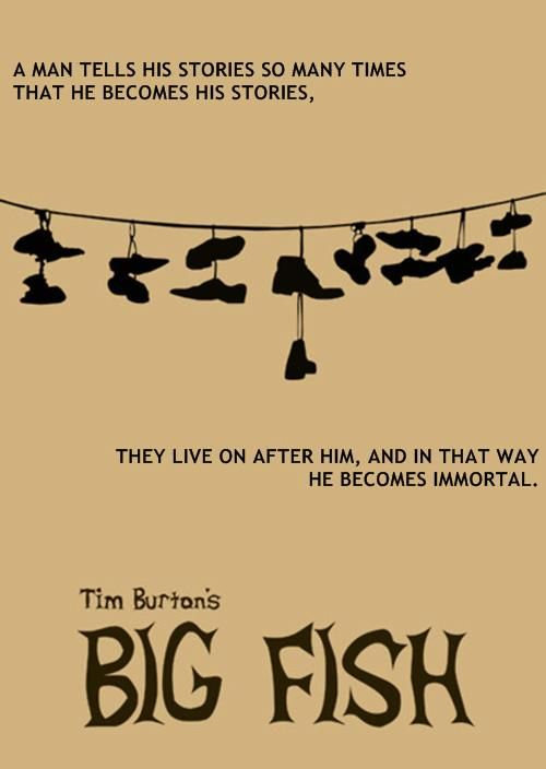 One of my favorite movies :) i want the Line with shoes for a tattoo!