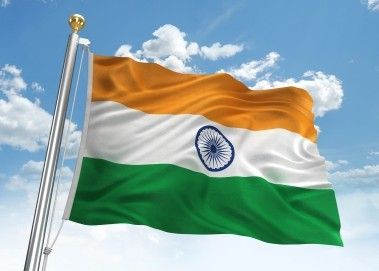 On August 15, India celebrates their independence day. Happy Independence Day, India!