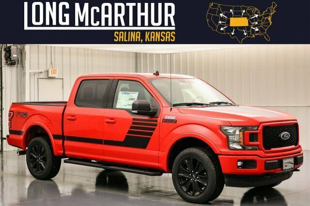 Ebay Advertisement 2019 F 150 Xlt Special Edition Moonroof Fx4
