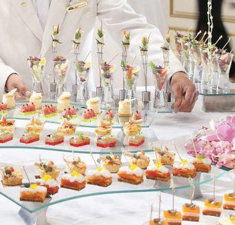 Catering eventos corporativos
