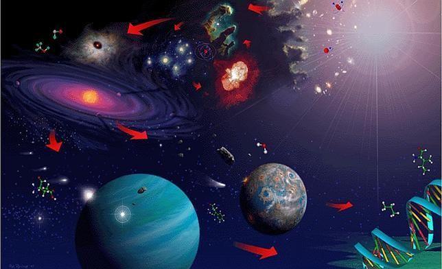 ¿Es el Universo tal y como es porque nosotros vivimos en él? El principio antrópico en la evolución del universo
